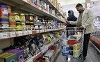 Продукты в России начали дешеветь?