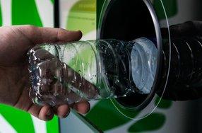 Магнит  начал прием алюминиевой и пластиковой тары