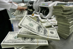 Внешний долг РФ достиг $519,4 млрд