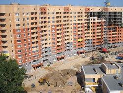 Ввод жилья в эксплуатацию за 2012 год составио 65 млн кв. метров