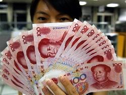 Китайские юани прибежали на запах нефти