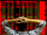 В обвале биржи Китая подозревают компьютерную программу