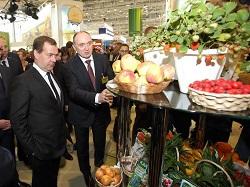 Челябинский АПК развивается ускоренными темпами