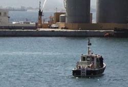 Грузооборот порта Новороссийска вырос с начала 2011 года на 2,2%
