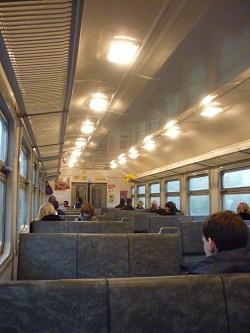 Проезд в поездах ощутимо подорожает