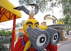 Кирпичик LEGO, рожденный на пепелище