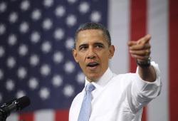 Обама: США продолжут помогать Европе в разрешении кризиса
