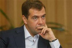Медведев проводит рабочую поездку в Ростов-на-Дону