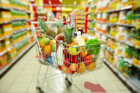 К концу этого года в России продукты подорожают на 3-3,5%