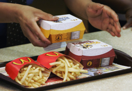 Subway возглавил бывший вице-президент McDonald s