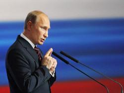 Путин: расходы на социальные обещания - 1,5% ВВП