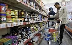 Магазины пока торгуют продуктами по старым ценам