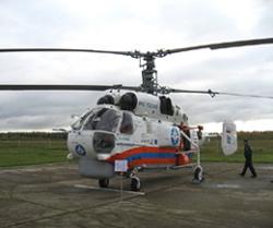 Россия поставит 55 вертолетов в Китай