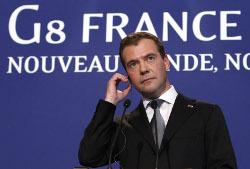 Медведев открыл мост  к саммиту  в Приморье