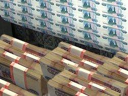 Рубль прибавил 3 коп. по отношению к доллару