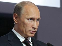Путин поделил шельф между  Роснефтью  и  Газпромом