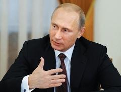 Владимир Путин бизнесу: Перед нами стоит задача диверсификации экономики