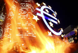 МВФ прикипел душой к еврозоне