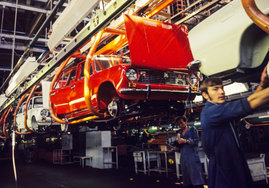 В России снова возобновится производство автомобилей ВАЗ