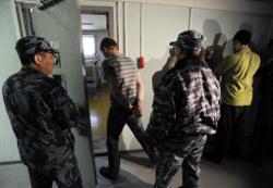 Военная полиция выходит на борьбу с дедовщиной