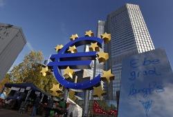 ЕК снизила прогноз по инфляции и повысило оценку госдолга еврозоны