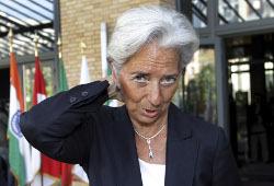 МВФ призывает к политстабильности в Италии и Греции