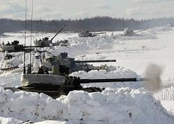 Рост военного присутствия в Арктике вызван таянием льдов