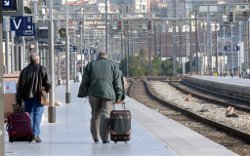 Российские железные дороги станут медленнее пешехода