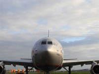 Самолет экстренно сел в Симферополе из-за пострадавшего ребенка