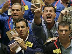 Фондовый рынок утекает на Запад