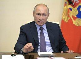 Путин: восстановление рынка труда - главная задача экономики