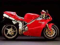 Легендарный Ducati перейдет к Audi и Volkswagen