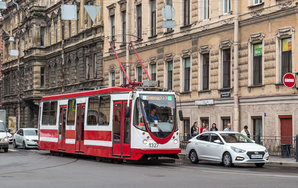 Леноблать и  Петербург хотят связать трамвайной линией