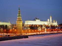 Москву ждет снегопад с метелью