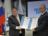 Уральский завод противогололедных материалов (УЗПМ) - поддерживающий партнер Параолимпийской эстафеты