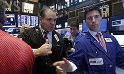 Новогоднее настроение: биржи США торгуются в плюсе
