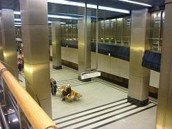 Московское метро работает нормально