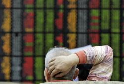 Евробиржи падают на открытии из-за внутреннего негатива