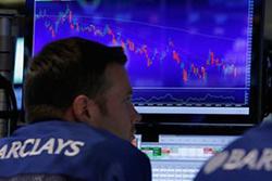 Биржевые индексы в США продолжают падение