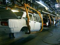 Импорт легковых автомобилей в РФ в 2012 году вырос на 9,37%