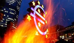 Евро на открытии потерял больше 2 рублей