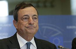 Глава ЕЦБ: инфляция в еврозоне может оказаться отрицательной