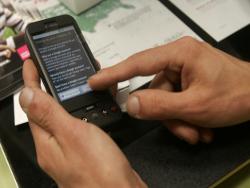 Мобильный телефон становится нашим всем