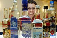 В Ульяновской области обнаружена партия поддельного алкоголя