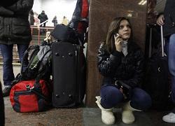 Рейсы Москва-Нью-Йорк отменены из-за урагана