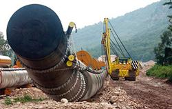 Из-за политической нестабильности в Турции запуск  Турецкого потока  отложен на более поздний срок