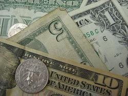 Банк России продал валюту на 100 миллионов руб.