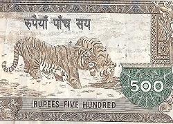 Путешествие во времени: дикая рупия Непала