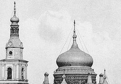 Строительство Спасо-Вознесенского собора завершается в Ульяновске