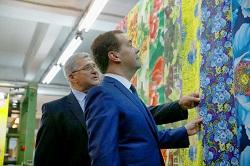 Ивановский регион сохраняет лидерство в текстильной промышленности